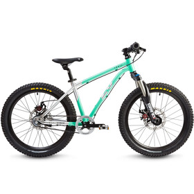 "Early Rider Hellion Trail HT 20"" Bicicletta bambino verde/argento"